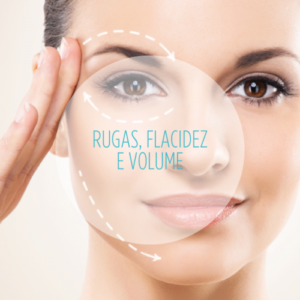 Rugas, Flacidez e Volume